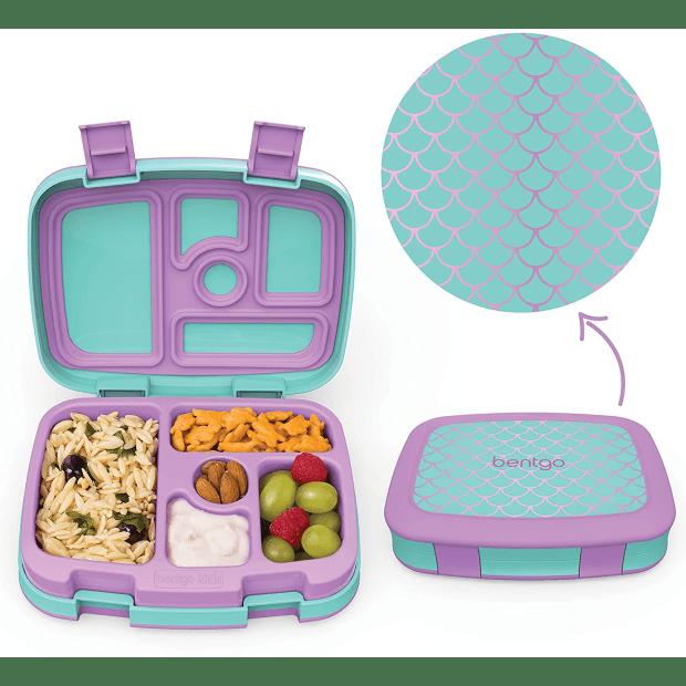 Bentgo® Kids Prints Lunch Box - Mermaid Scales #1