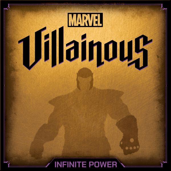 Ravensburger Marvel Villainous: Infinite Power Board Game #1