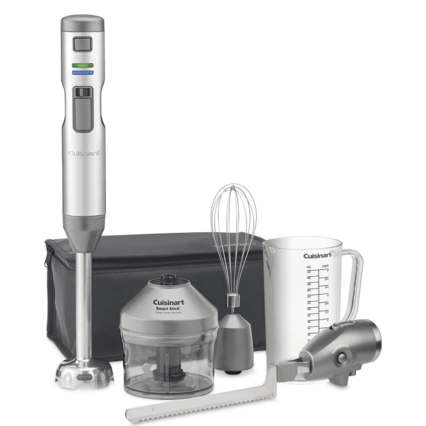 Cuisinart® Smart Stick Variable Speed Cordless Rechargeable Hand Blender with Electric Knife #1
