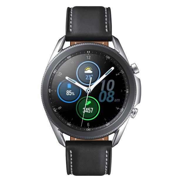Samsung Galaxy Watch 3 - Mystic Silver - 45mm #1
