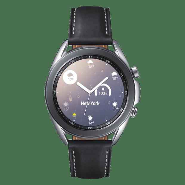 Samsung Galaxy Watch 3 - Mystic Silver - 41 mm #1