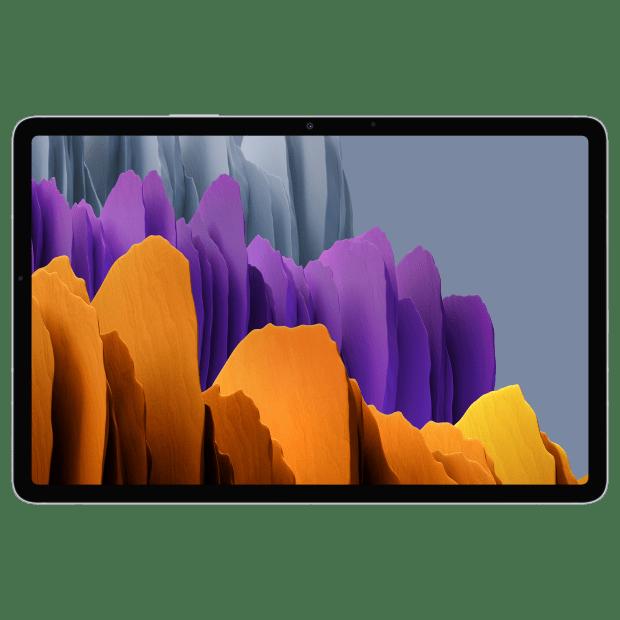 Samsung Galaxy Tab S7 - Mystic Silver - 128 GB #1