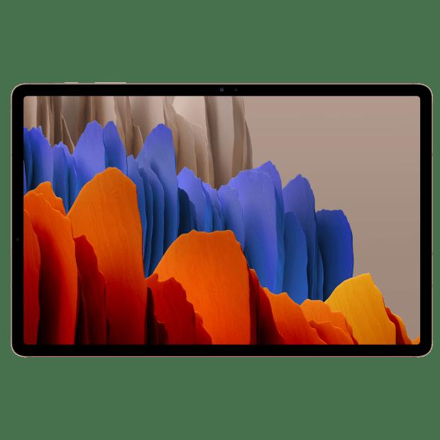 Samsung Galaxy Tab S7+ - Mystic Bronze - 128GB #1