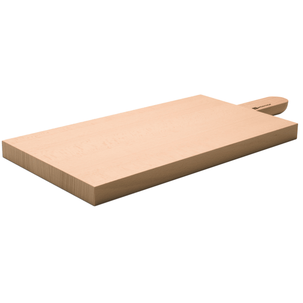 Wüsthof Medium Natural Beech Wood Paddle Cutting Board