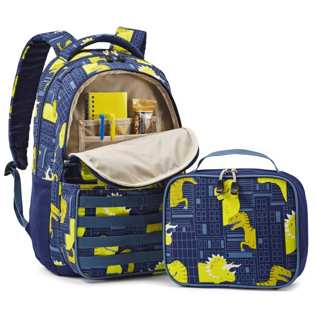 High Sierra Joel Lunch Kit Backpack - Dino City #1