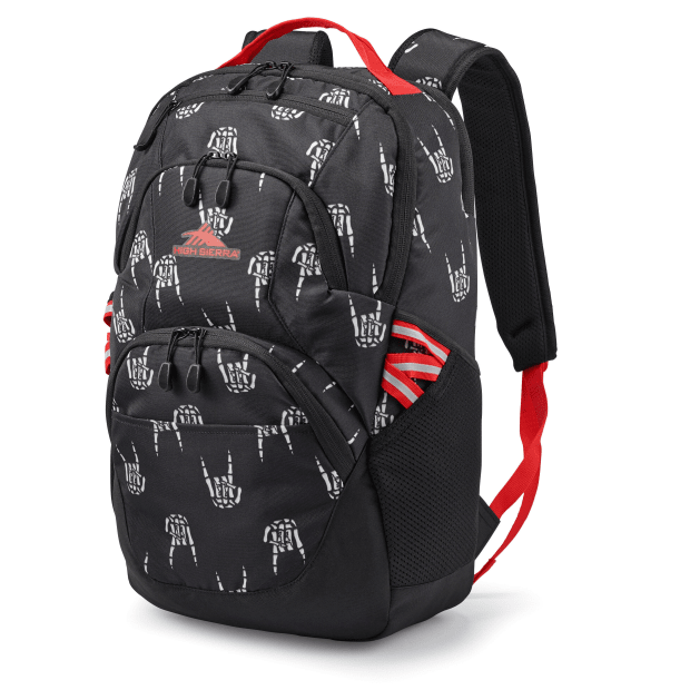 High Sierra Swoop SG Backpack - Rock On #1