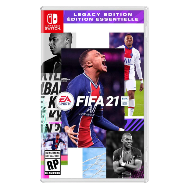 FIFA 21  Legacy Edition - Nintendo Switch - PREORDER