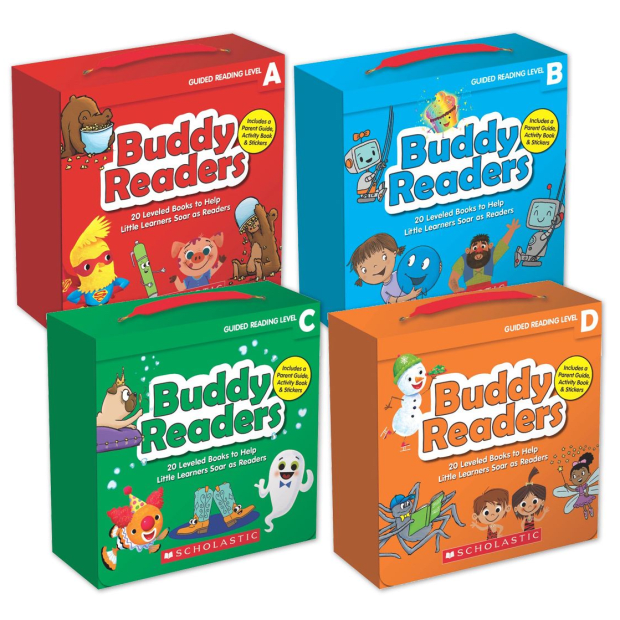 Buddy Readers Parent Pack Bundle
