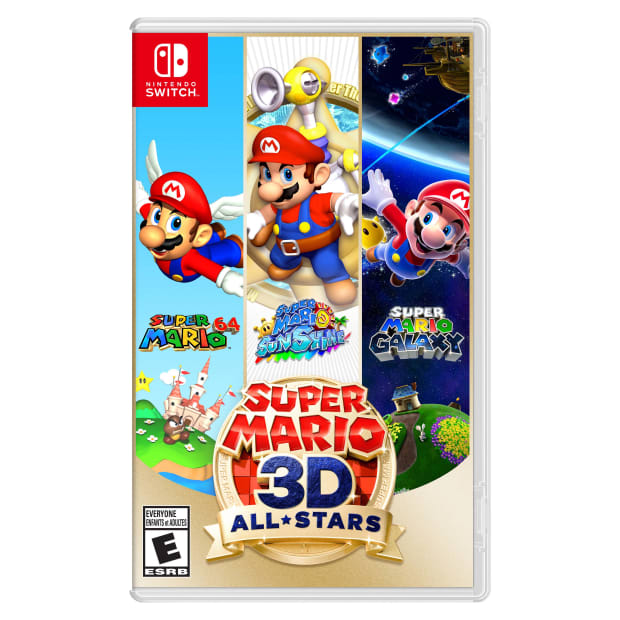 Super Mario™ 3D All-Stars - Nintendo Switch - PREORDER