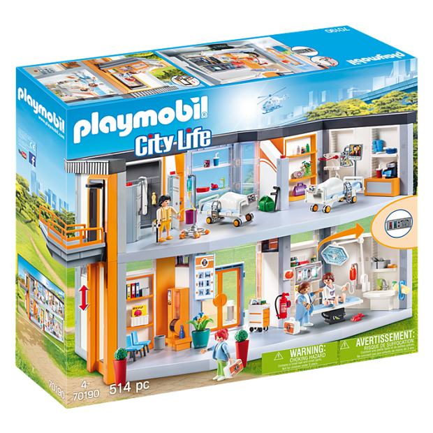 Playmobil Large Hospital #1
