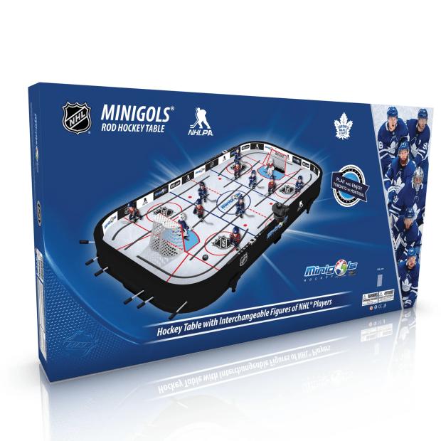 Minigols® Rod Hockey Table - Toronto vs Montreal #1