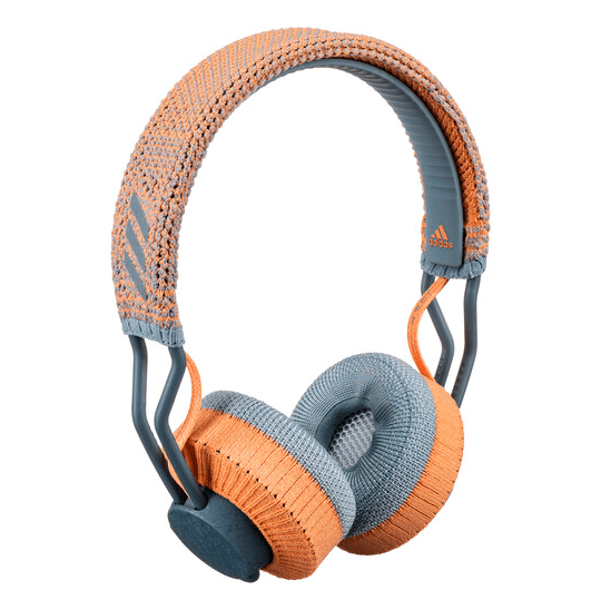 Adidas RPT-01 Sport On-Ear Wireless Bluetooth Headphones - Signal Coral #1