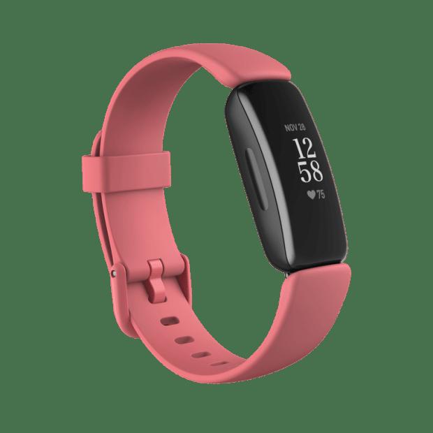 Fitbit Inspire 2 Fitness Tracker - Desert Rose #1