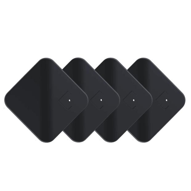 Tracmo CubiTag Bluetooth 5 Tracker - Carbon Black - Set of 4 #1