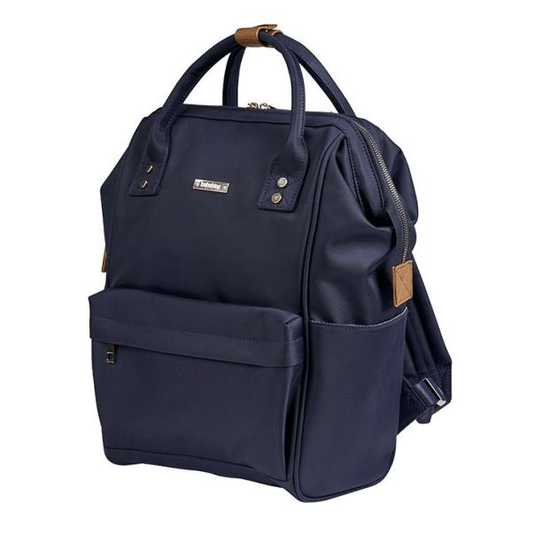 Bababing Mani Backpack Changing Bag - Navy #1