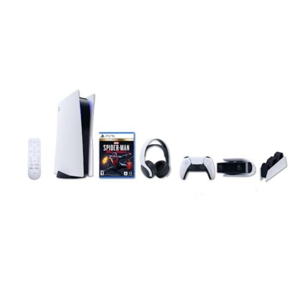 Playstation® 5 Standard HW Super Bundle #1
