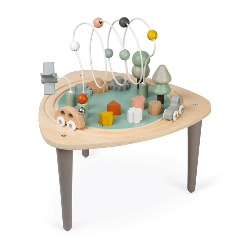 Janod Sweet Cocoon Activity Table #1