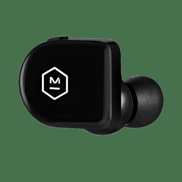 Master & Dynamic MW07 GO True Wireless Earbuds - Jet Black #1