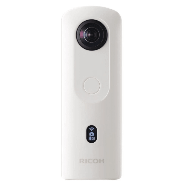 Ricoh Theta SC2 4K 360 Speherical Camera -White #1