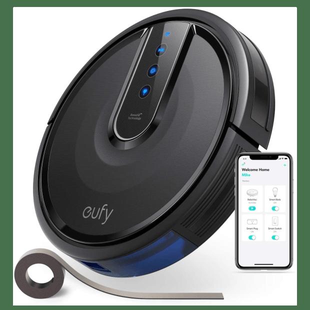 Eufy by Anker Robovac 35C Robotic Vacuum Cleaner - Black #1