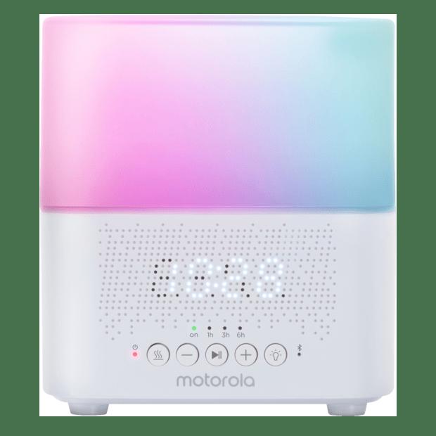 Motorola 5 in 1 Soft Glow Humidifier & Speaker #1