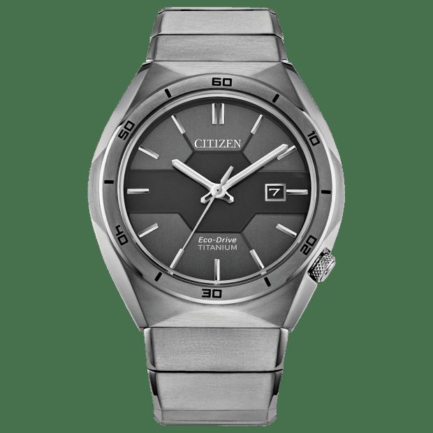 Citizen Super Titanium Armor Men's Eco-Drive Watch #1