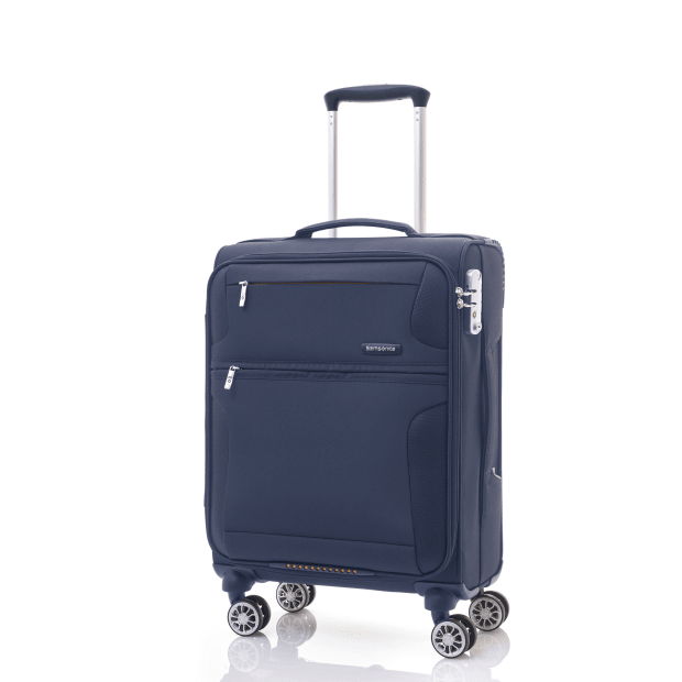 Samsonite Crosslite Spinner Carry-On - Nautical Blue #1
