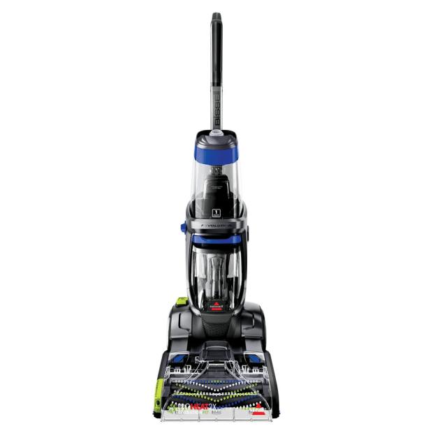 BISSELL ProHeat 2X® Revolution® Premier CleanShot Carpet Cleaner - Silver/Cobalt Blue #1