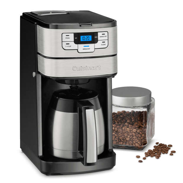 Cuisinart® Automatic Grind & Brew 10-Cup Thermal Coffeemaker #1
