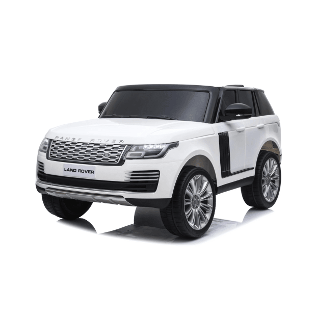 Freddo Land Rover HSE 2-Seater Ride-On Car - White #1