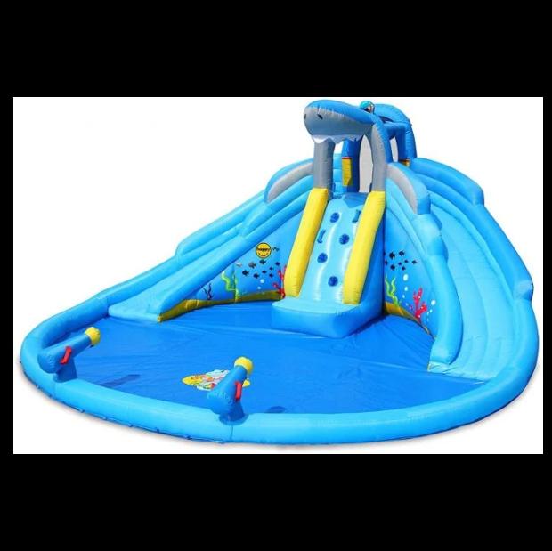 Happy Hop The Shark Pool #1