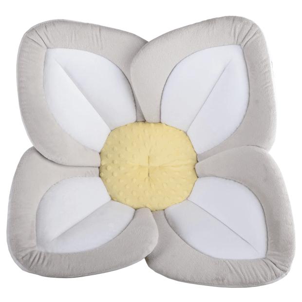 Blooming Bath Lotus - Grey/Yellow/White #1