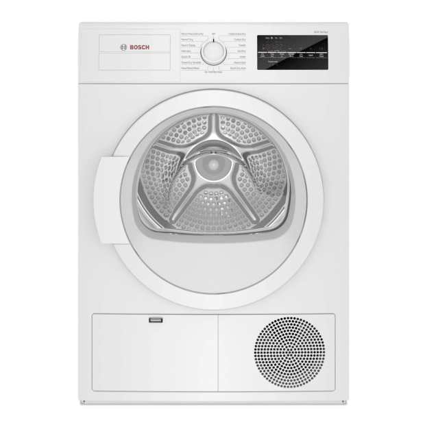 Bosch 300 Series 4.0 Cu. Ft. Electric Condenser Dryer #1
