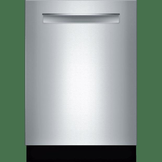 "Bosch 500 Series 24"" Built-In Dishwasher - Stainless Steel #1"