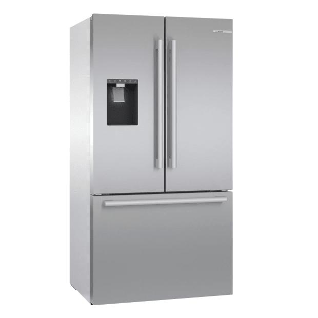 "Bosch 500 Series 36"" 21.6 Cu. Ft. French Door Refrigerator - Stainless Steel #1"