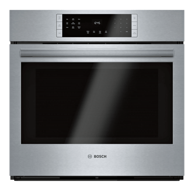 Bosch 800 Series 30'' Single Wall Oven - Stainless Steel #1