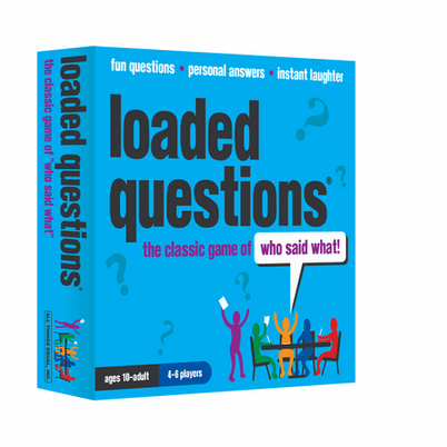 All Things Equal Loaded Questions Board Game #1