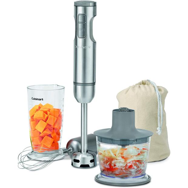 Cuisinart® Smart Stick Variable Speed Hand Blender with Chopper #1