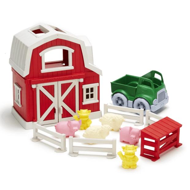 Green Toys® Farm Playset #1