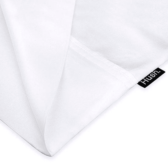 Hush® Iced Cooling Sheet and Pillowcase Set - White - Queen #1