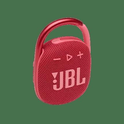 JBL CLIP 4 Ultra-Portable Waterproof Speaker - Red #1