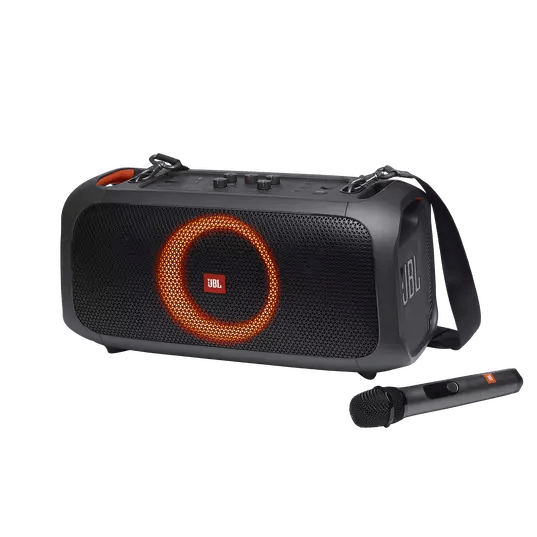 JBL PartyBox On-The-Go Portable Party Speaker #1