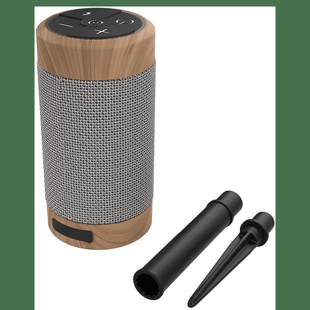 Kitsound Diggit 55 Bluetooth® Outdoor Speaker #1