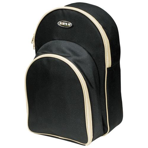North 49 2-Person Picnic Back Pack Cooler - Black/Tan #1