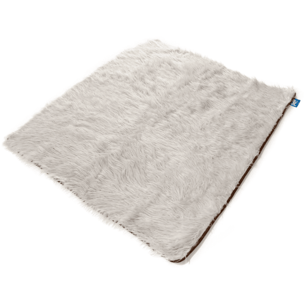 Paw Canada PupProtector™ Waterproof Throw Blanket - Light Grey #1
