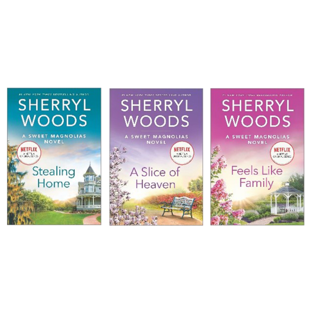 Sweet Magnolias Collection (Books 1-3) by Sherryl Woods