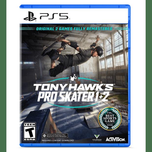 Tony Hawk's Pro Skater 1 + 2 - PS5