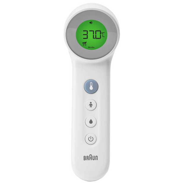 Braun No Touch + Forehead Thermometer with Age Precision™ #1