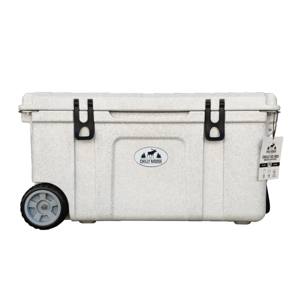Chilly Moose 75L Chilly Ice Box Wheeled Explorer Cooler - Limestone #1
