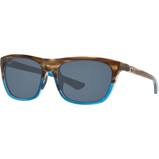 Costa® Cheeca Sunglasses - Shiny Wahoo/Grey #1